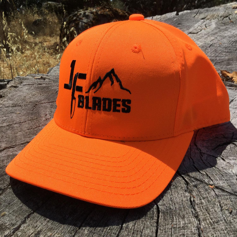 JF Blades Orange Hat